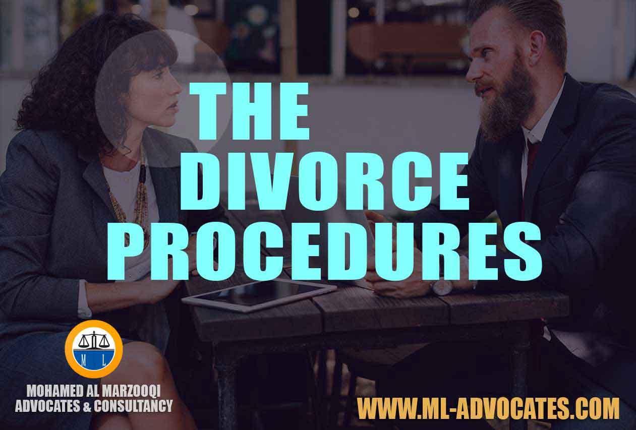 The Divorce Procedures