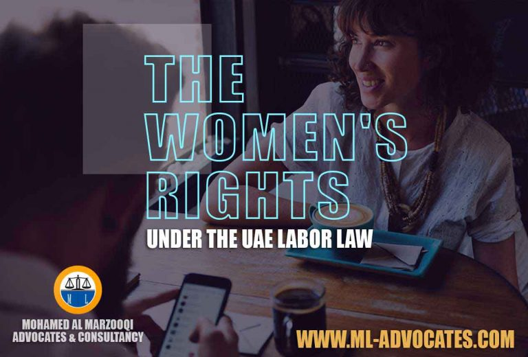The Womens Rights under the UAE Labor Law
