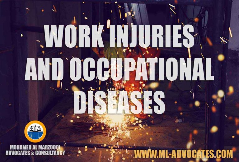 Dealing with Work Injuries and Occupational Diseases